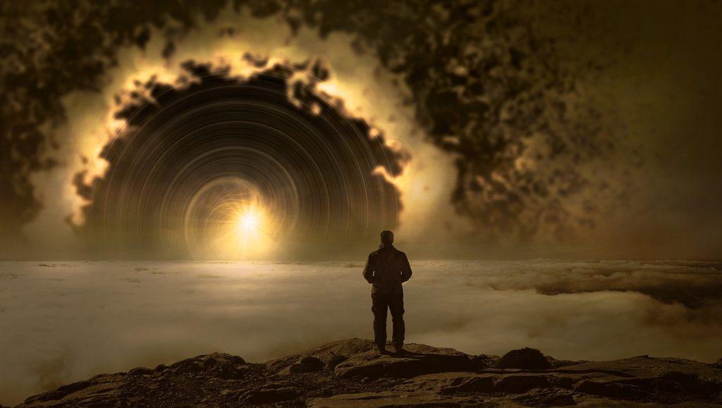 """Divine Presence"" ""Supreme Spiritual Being"""