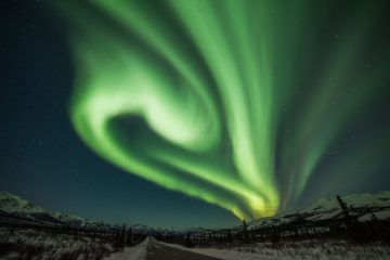 Aurora Borealis Northern Lights Sky