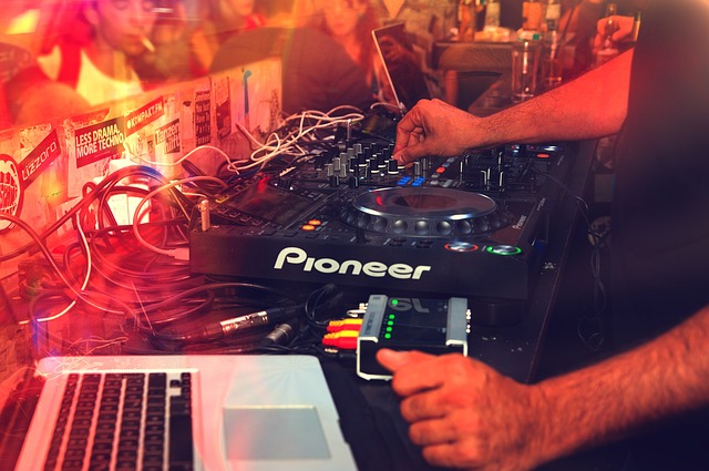 Club Club Scene Disco Discotheque