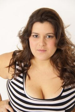 Woman Fat Plus Size Portuguese