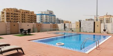 Swimming Residential Pool Water
