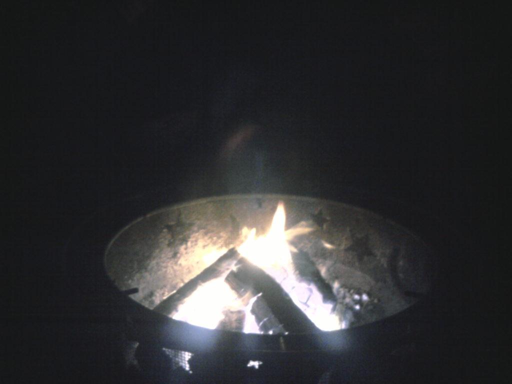 smell of wood smoke