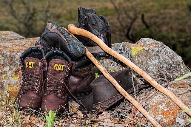 Boots Hiking Walking Footwear break from blogging