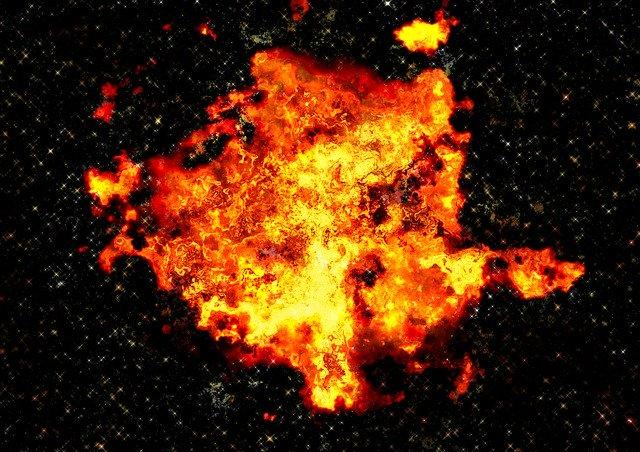 Fireball Explosion Disaster