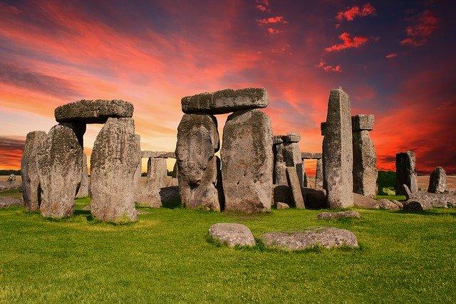 Stonehenge Monument Prehistoric