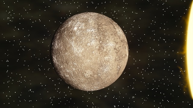 Mercury Mercury Retrograde Stars Sun Solar System