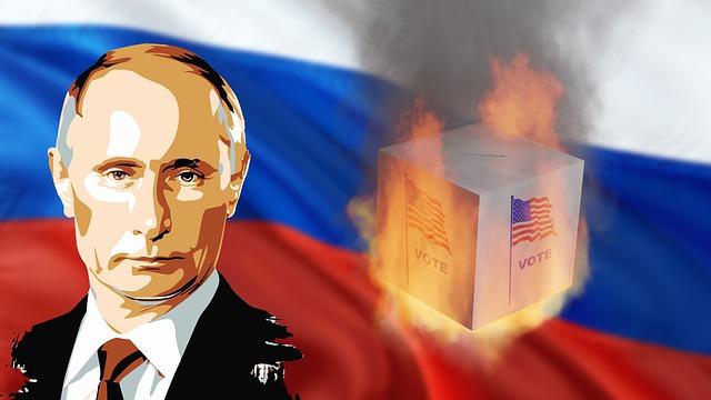 America Ballot Box Russian interference hoax